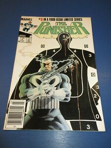 Punisher Limited Series #3 Newsstand Variant VF- Beauty Wow