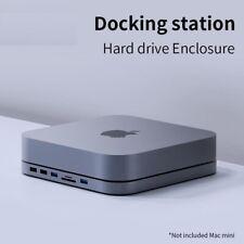 Usb C Usb 3.0 Hub Sata Hard Drive Enclosure Device For Mac Mini MacBook Pro Air