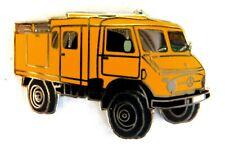 AUTO Pin / Pins - MERCEDES BENZ UNIMOG Katastrophenschutz