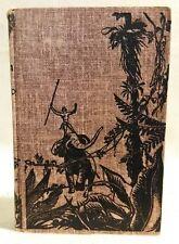 """Tarzan The Untamed"" Grosset and Dunlap Edition US Print 1920"