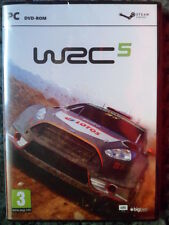 WRC 5 FIA World Rally Championship Nuevo PC Carreras rally PAL España.