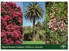 Royal Botanic Gardens, Melbourne, Australia Rare Postcard Posted 16th Nov 2001