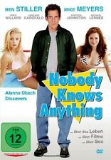 Nobody Knows Anything (DVD, 2011) Neu