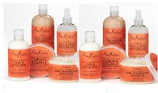 Shea Moisture Coconut & Hibiscus Nourish & Enhance Series With Exotic Blend.