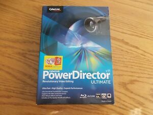 CYBERLINK - POWERDIRECTOR ULTIMATE