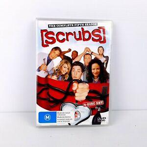 Scrubs : Season 5 - DVD - FREE POST
