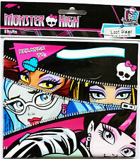 Monster High PK 8 Treat Lolly Party Favour Bags