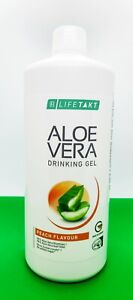 ALOE VERA - LIFETAKT - PEACH FLAVOUR 1000ml - LR health and beauty - LIQUID GEL