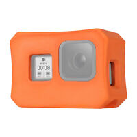 Camera Floating Protective Case Housing Cover Diving for   HERO 8 Orange