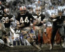 Leroy Kelly signed Cleveland Browns 8X10 Photo w/ HOF 94 Insc (vs Cowboys)
