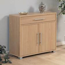 Sorrento Wooden 2 Door Sideboard With Drawer