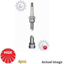 4X NEW SPARK PLUG FOR MASERATI GRANSPORT COUPE M 138 P GRANSPORT CONVERTIBLE NGK