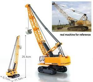 1/87 KDW metal construction lattice metal boom Liebher? shovel crane big!