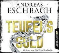 ANDREAS ESCHBACH - TEUFELSGOLD  8 CD NEU