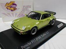 "Minichamps CA04316039 # Porsche 911 (930) Turbo 3.3 in "" lindgrün "" 1:43"