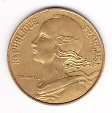 France 20 Centimes Coin 1977