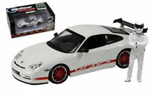 Minichamps BBC Top Gear Porsche GT3 RS 'Power Laps' - 1/43 Scale