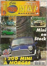 BRITISH CARS HS1 1998 MINI INNOCENTI TURBO WOLSELEY HORNET MK3 BREAK COUNTRYMAN