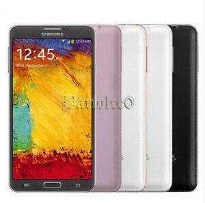 Samsung Galaxy Note 3 32GB N900 Smartphone Unlocked AT&T Verizon T-Mobile Sprint
