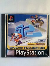 Snow Racer 98 Sony Playstation 1 PS1