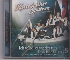 Kastelruther Spatzen-Ich Wird Es Wieder Tun cd album