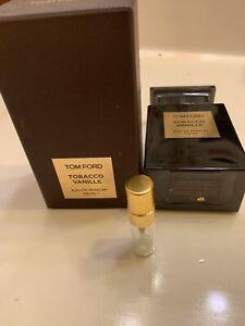 Tobacco Vanille Cologne 10ml spray
