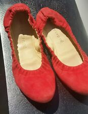 $235 size 39 See by Chloe suede  Ballet Flat Womens Shoes
