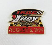 1999 Iroc At Indy Collector Pin Ims Official Product 500 Brickyard 400 Nascar