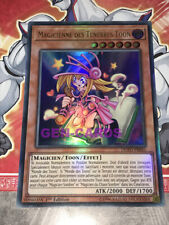 Carte YU GI OH MAGICIENNE DES TENEBRES TOON DUPO-FR041