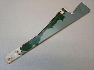 USED ORIGINAL PORSCHE 356A 356B 356C 356SC PASS DOOR HINGE COVER PANEL GREEN
