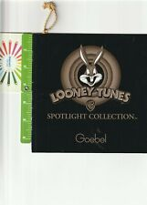 Goebel Looney Tunes Postcard Catalogue including pricelist Rare