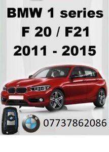 BMW 1 series F20 F21 Remote Key Supplied and Programmed TILBURY