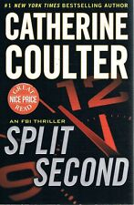 Split Second by Coulter Catherine - Book - Paperback - Fiction - Thrillers