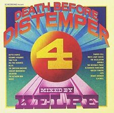 V/A, DEATH BEFORE DISTEMPER VOL. 4 (MIXED BY KELPE), 28 T CD FROM 2009, (MINT)