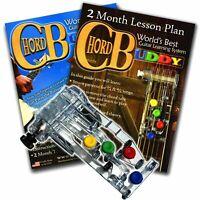 CHORD BUDDY CLASSICAL GUITAR Learning System Teaching Book App RIGHT Chordbuddy
