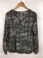S.OLIVER Bluse/Shirt, Größe 40