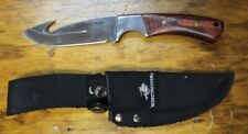 Winchester Bowie Knife with seat belt cutter / Sheath