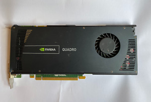 Nvidia Quadro 4000 - 2 GB - PCI-e 16x - Graphics Card - PC (MAC