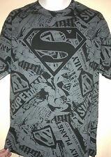 VINTAGE DC COMICS SUPERMAN  SUPERHERO  LARGE  T- SHIRT  VTG OUT OF PRINT