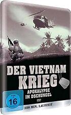 2 DVDs: Der Vietnamkrieg - Apokalypse im Dschungel (2 DVD Metallbox-Edition)