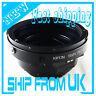Kipon Pentax 67 P67 lens to Canon EOS EF Mount Shift Adapter 5D III 6D 60D 70D