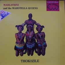 MAHLATHINI AND THE MAHOTELLA QUEENS THOKOZILE UK PRESS LP