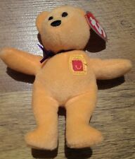 McDonalds happy meal  the bear beanie ty 2004 no package