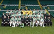 CELTIC FOOTBALL TEAM PHOTO>2006-07 SEASON
