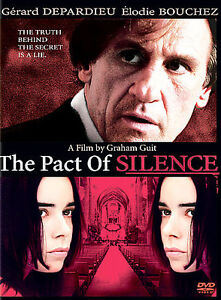 The Pact of Silence (DVD, 2003) Brand New, Sealed