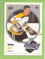 2010/11 Upper Deck Bobby Orr Hockey Heroes # HH11