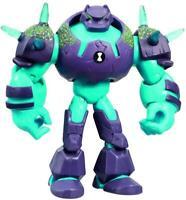 Ben 10 Action Figures - Shock Rock (New DNA Energy Alien)