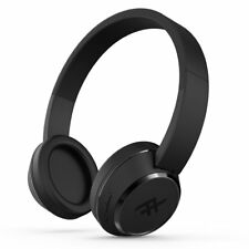 IFROGZ Coda Wireless Headphones with Built-In Microphone Black