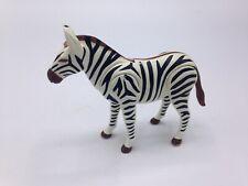 PLAYMOBIL Zebra Adult Wild Animal Safari Africa Zoo Miniature