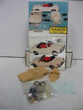 1/43 Provence Moulage 141012 VW Cabriolet Karmann Ghia 1972 Handarbeits.+ Decals